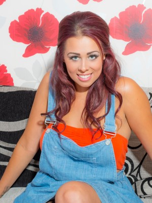 Michelle In Her Overalls