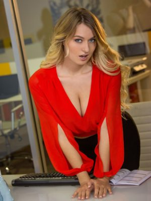 Natalia Starr will be the organization girl you ought to know