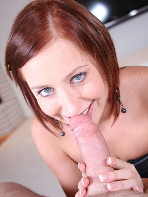 All head amateur allure redheads with history