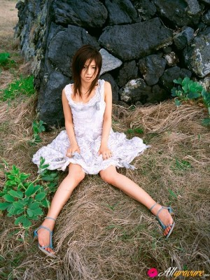 Misako Yasuda Oriental discloses breathtaking gams in remarkable technologies in hay