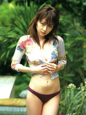 Anri Sugihara Oriental with biggest possessions and hot soles is very active