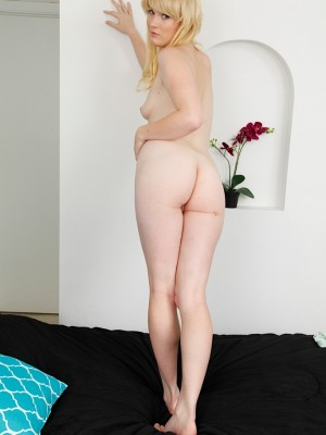 cute-blonde-lila-rose-fingers-her-shaved-pussy-10