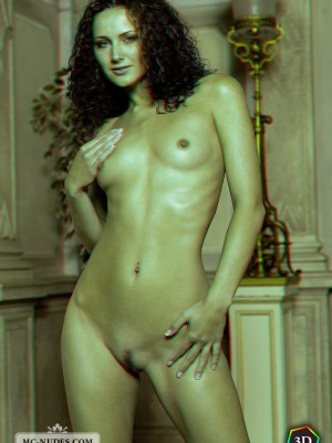 who likes to pose nude. See the lady revealing the girl naked human anatomy the erotic way. Enjoy this occur genuine 3D.