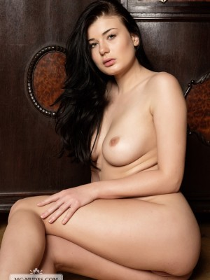 a beautiful face and lengthy darksome hair. This honey is able to taunt and squash by herself to climax.