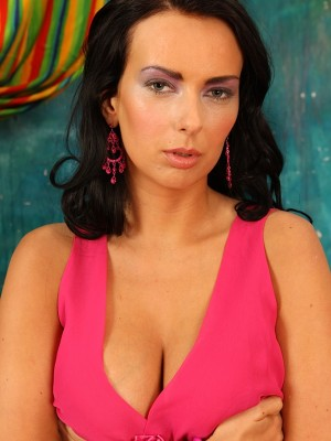 baja-slips-off-pink-dress-while-exposing-her-big-firm-tits-3